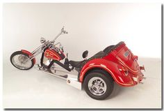 Unruh Fire Trike | Custom Motorcycle – Unruh Fire Trucks