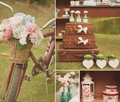 casamento vintage Vintage Party Decorations, Vintage Decor, Wedding Decorations, Decor Wedding, Farm Wedding, Dream Wedding, Wedding Day, Wedding Things, Reception Table