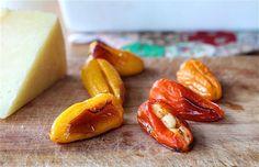 Low-FODMAP Spanish Pepper Nut Poppers #client #IBS #FODMAP #lowfodmap
