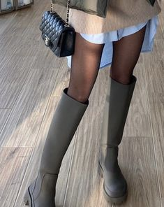 Winter Fashion Outfits, Fall Winter Outfits, Look Fashion, Autumn Winter Fashion, Trendy Outfits, Cute Outfits, Womens Fashion, Looks Chic, Looks Style