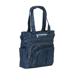 Lug Women's Ace (Victory) Travel Tote, Navy Blue.