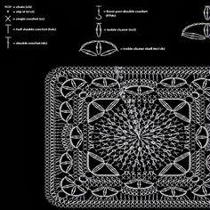 Crochet: Prihvatochki