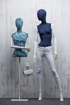 The Heritage and Tailor Bust collections with denim or graffiti fabric lined bodies. Contact us for more information:  http://www.genesis-display.com/en/service/contact.php