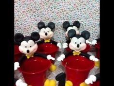 Lembrancinha Cachepo Mickey