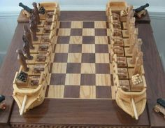 "Chess ""War of 1812"""