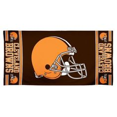 NFL Cleveland Browns 30 by 60 Fiber Reactive Beach Towel *** Find out more about the great product at the image link.