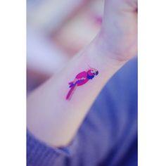 «마치 스티커같은 라인없는 컬러타투* . . #타투 #타투서언 #라인타투 #컬러타투 #노라인타투 #손목타투 #팔목타투 #서언타투 #타투이스트서언 #여자타투 #디자인타투 #tattoo #tattoos #tattooseoeon #seoeontattoo #tattooistseoeon…»