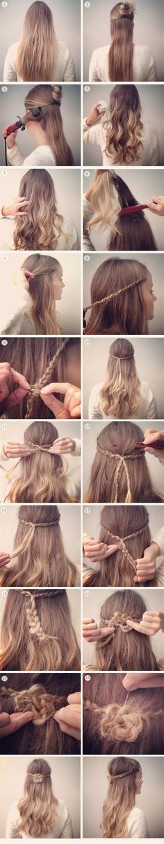 12 Best Wedding Hairstyles with Clip in Human Hair Extension