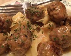 La recette secrète des boulettes de viande comme au IKÉA!