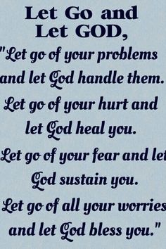 Prayers For Strength:Let go your problms and let god solved them Prayer Scriptures, Bible Prayers, Faith Prayer, Bible Verses Quotes, Faith Quotes, Wisdom Quotes, True Quotes, Happiness Quotes, Trusting God Quotes