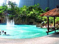 Tendré hermosas piscinas naturales .