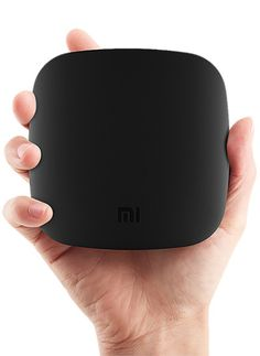 Xiaomi's Apple TV rival streams HDR video and runs on Android TV . Apple Tv, Black Friday Specials, Geek Crafts, Design Language, Apple Products, Minimal Design, New Technology, Industrial Design, Consumer Electronics