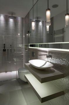 Badezimmer Fliesen 2015 ? 7 Aktuelle Design Trends Im Bad ... Badezimmer Fliesen Grau Moderne