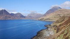 The Island of Skye. http://www.walkhighlands.co.uk/skye/ Cuillin from Elgol Must visit.
