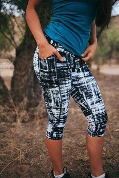 Workout pants with pockets and only $36! Senita Athletics Pocket ...