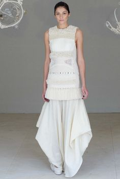 Paula Raia Spring 2015 Runway Watch: Dreamy Whites | ZsaZsa Bellagio - Like No Other