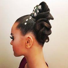 """92 Likes, 4 Comments - Irina Korolyova (@irinakorolyova_stylist) on Instagram: """"Hairstyle for Sofia @son_step_ by @irinakorolyova_stylist ❤️"""""""