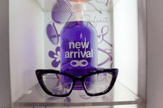 New Arrival Eyewear Display! new colors!