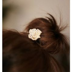 Gold Plated Hair Accessories Rose Flower Pearl Hairband