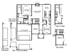 15326 Huckleberry Harvest Tr besides Archive Centex Floor Plan 2001 furthermore Modern Townhomes Floor Plans as well  on beazer home floor plans texas