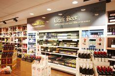 New Look O'Brien Fine Wine Store in Sandymount