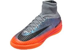 Nike MercurialX Proximo II IC – CR7 – Cool Grey Metallic Hematite 3c80c8684615b