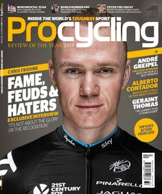 #ChrisFroome interview: Fame, feuds and haters! #Procycling's exclusive interview!