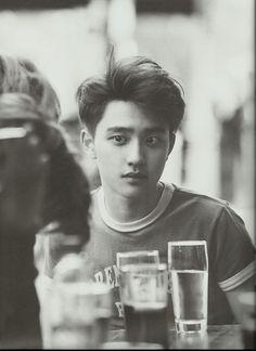 Kyung Soo [ Die Jungs Photobook ]