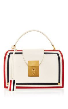 455177433b9 Mrs. Thom Pocketbook With Cricket Seam - Thom Browne Resort 2016 - Preorder  now on