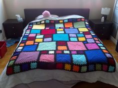 Ravelry: Project Gallery for All Squared Away Twin 1 pattern by Becky Simmons