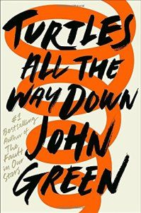 Turtles All The Way Down is written by legendary John Green (Author of The Fault in Our Stars, Looking for Alaska and Paper Towns). A novel with two strong, intertwined stories.