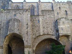Muralla Romana de Barcelona