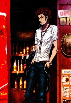 Suoh Mikoto K Project