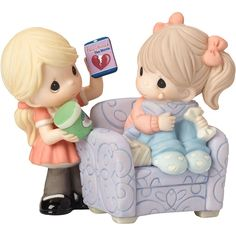 """""""Where Would I Be Without You"""" Figurine"""