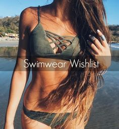 Mystery Girl: Swimwear Wishlist