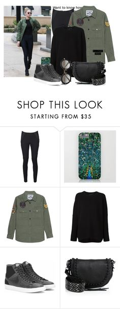 """Gigi Goes Green..."" by badassbabyboomer ❤ liked on Polyvore featuring Zadig & Voltaire, URBAN ZEN, NIKE, Rebecca Minkoff and Miu Miu"