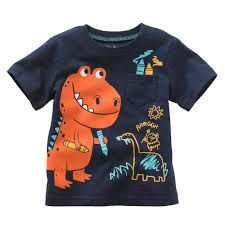 Metee Dresses Boy's Grey Short Sleeve Cotton T-Shirts Cartoon Tops Cotton fabric,soft and comfy Long sleeve Hand Wash Cute cartoon embroidery and printing,make baby more adorable Ideal for boys with Sensitive skin and Sensory issues Baby Boy Outfits, Kids Outfits, Baby Boy Tops, Baby Box, Kids Shorts, Summer Baby, Kids Fashion Boy, Boys Shirts, Kids Boys