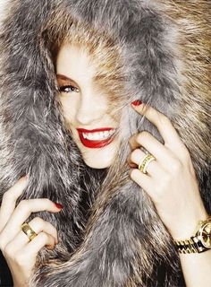 Gold and Fur