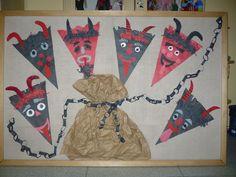Výsledek obrázku pro nápady na zimní tvoření s dětmi School Art Projects, Projects For Kids, Diy For Kids, Diy And Crafts, Crafts For Kids, Arts And Crafts, Kids Christmas, Christmas Crafts, Christmas Decorations