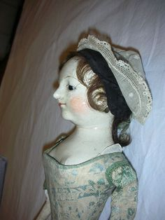 Doll in day ensemble | V&A Search the Collections