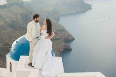 #divineweddings #santoriniwedding #bluedome Santorini Wedding, Wedding Planner, Blue, Wedding Planer, Wedding Planners