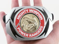 A Power Rangers Morpher | 14 Things Every Geek Should Own