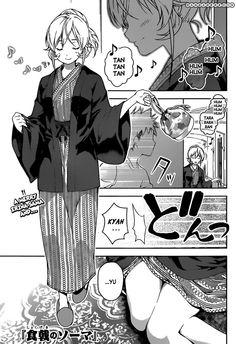 Shokugeki no Soma 20 Page 4