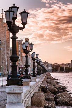 Italy Travel Inspiration - Bari, Puglia Italy #italytravel