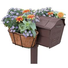 You'll love the Novelty Rail Planter at Wayfair - Great Deals on all Outdoor  products with Free Shipping on most stuff, even the big stuff.