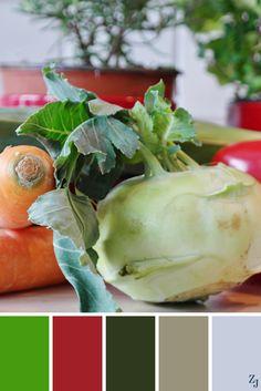 ZJ Colour Palette 90 #colourpalette #colourinspiration