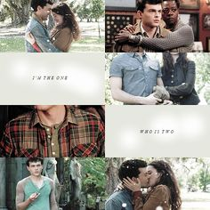 Beautiful Creatures // Ethan Wate and Lena Duchannes