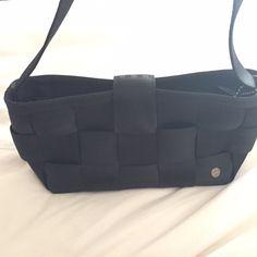 Harvey's seat belt purse Black seat belt purse made for Mercedes Benz Harvey's Bags
