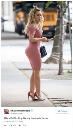 hilary duff might have the internets new favorite butt 8 photos 22 Hilary Duff might have the internets new favorite butt (8 Photos)