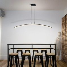 LED Pendant Lights Dimming Pendant Lamps For Dinning Kitchen Room Suspension Luminaire New Arrival Modern Cord Hanging Lamp Led Pendant Lights, Modern Pendant Light, Pendant Lamp, Pendant Lighting, Modern Hanging Lights, Modern Lighting, Led Fixtures, Ceiling Fixtures, Dining Room Lighting